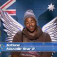 Sofiane dans Les Anges de la télé-réalité 6 sur NRJ 12 le mardi 22 avril 2014