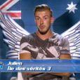 Julien blond dans Les Anges de la télé-réalité 6 sur NRJ 12 le mardi 22 avril 2014