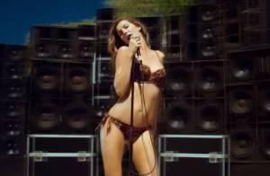Gisele Bündchen : Chanteuse ultrasexy en bikini, associée à Bob Sinclar