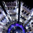 Mylène Farmer sur la scène de Bercy, pour la première date de la tournée Timeless 2013, le 7 septembre 2013