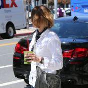 Jodie Foster, mariée à Alexandra Hedison, arbore une bien jolie bague