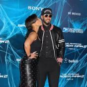 Alicia Keys : Une bombe amoureuse pour Spider-Man, face à Jamie Foxx et sa fille