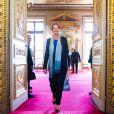 Ségolène Royal au Sénat à Paris, le 9 avril 2014.