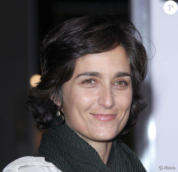 Alexandra Hedison lors de l'avant-première du film Le Livre d'Eli à Los Angeles le 11 janvier 2010