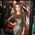 Jessica Alba, sublime dans une robe ultra-moulante en 2010 pour la promo du film Machete