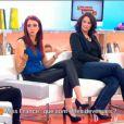 évoque son expérience pendant et après Miss France sur France 2 dans Toute une histoire, le mercredi 30 avril 2014