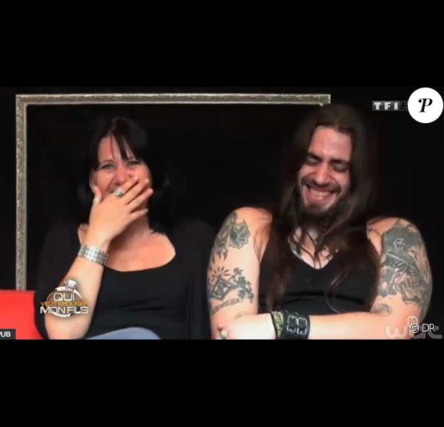 Damien et Nathalie, binôme écarté de l'aventure qui veut épouser mon fils ? 3 sur TF1.