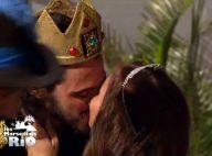 Les Marseillais à Rio : Langoureux baiser entre Benjamin et Stéphanie...
