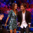 Karine Ferri : déesse sexy dans une robe au décolleté envoûtant sur le plateau de The Voice 3, sur TF1