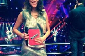 The Voice 3 - Karine Ferri : Retour sur tous les looks sexy de la bombe !