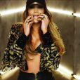 """Jennifer Lopez dans le clip """"Adrenalina"""" avec Ricky Martin et Wisin, dévoilé le 3 mars 2014."""