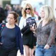 Julia Roberts dévoile ses gambettes à Hollywood, Los Angeles, le 5 mai 2014.