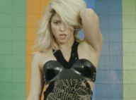 Shakira : Sexy en tenue de cuir pour le dansant ''Dare (La La La)''