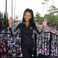 Brandy lors de la 21e course EIF Revlon Run/Walk For Women à Los Angeles, le 10 mai 2014.