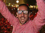 Franck Ribéry et Pep Guardiola : Enfants, blagues et bière pour fêter le titre
