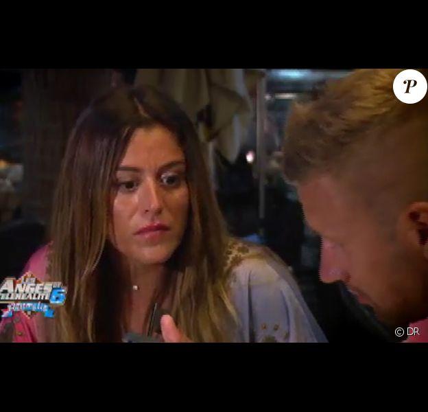 Anais et Benjamin se séparent dans Les Anges de la télé-réalité 6 le lundi 12mai 2014 sur NRJ 12
