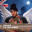 Thibault au cimetière dans Les Anges de la télé-réalité 6 le lundi 12mai 2014 sur NRJ 12