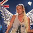 Amélie dans Les Anges de la télé-réalité 6 le lundi 12mai 2014 sur NRJ 12