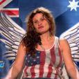 Frédérique dans Les Anges de la télé-réalité 6 le lundi 12mai 2014 sur NRJ 12