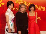 Catherine Deneuve : Impériale pour célébrer la grandeur du cinéma chinois