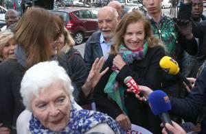 Valérie Trierweiler : Son nouveau message au président avec Yamina Benguigui