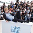 """Jérémie Renier - Photocall du film """"Saint Laurent"""" lors du 67e festival international du film de Cannes, le 17 mai 2014."""