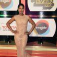 "Toni Braxton - Soirée ""BET Soul Train Awards 2013"" à Las Vegas, le 8 novembre 2013."