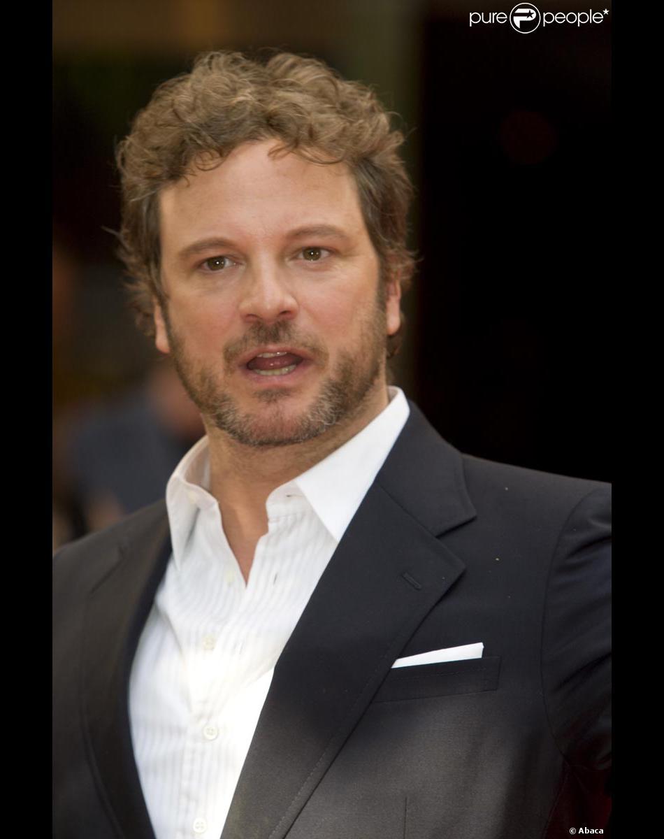 Colin Firth...