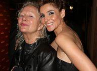 Clotilde Courau rock'n'roll et chic, vampirise la nuit cannoise avec Agnès B.