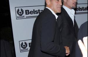 PHOTOS : Brad Pitt et George Clooney se la font belle à Venise !