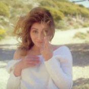 Julie Zenatti : Mutine et amoureuse pour le clip ''D'où je viens''