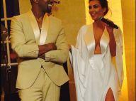 Kanye West et Kim Kardashian, mari et femme : Cérémonie de rêve et émouvante