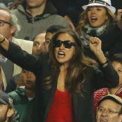 Real-Atlético Madrid : Irina Shayk, supportrice exaltée de son Cristiano Ronaldo