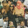 lors de la finale de la Ligue des champions au Stade de la Luz à Lisbonne, le 24 mai 2014 entre le Real Madrid et l'Atlético Madrid (4-1)