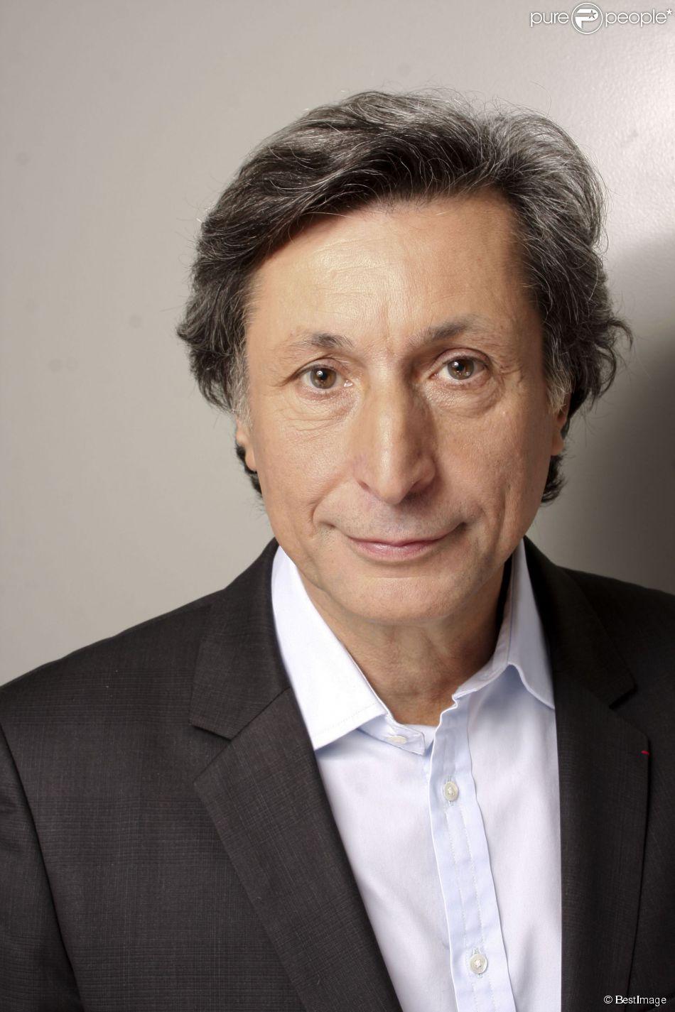 Patrick de Carolis, Paris mai 2012.