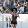Scout LaRue Willis au festival de musique de Coachella, le 12 avril 2013.