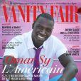 Omar Sy en couverture du magazine Vanity Fair (France) du mois de juin 2014