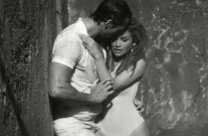 Jennifer Lopez : Sa liaison torride avec un beau brun dans ''First Love''