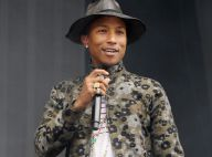 Pharrell Williams emmène sa ''Marilyn Monroe'' chez Michel Drucker !
