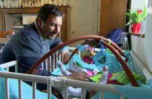L'amour est dans le pré 6 - Sylvain: Un heureux papa prêt à présenter son bébé?