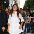 Géraldine Nakache - Arrivées à l'avant-première du film 'Sous les jupes des filles' à l'UGC Normandie sur les Champs Elysées à Paris le 2 juin 2014. A