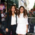 Audrey Dana et Géraldine Nakache - Arrivées à l'avant-première du film 'Sous les jupes des filles' à l'UGC Normandie sur les Champs Elysées à Paris le 2 juin 2014.