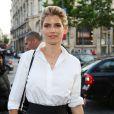 Alice Taglioni - Arrivées à l'avant-première du film 'Sous les jupes des filles' à l'UGC Normandie sur les Champs Elysées à Paris le 2 juin 2014.