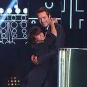 Molières 2014 : Florence Foresti et Jean Dujardin, hilarants pour Nicolas Bedos
