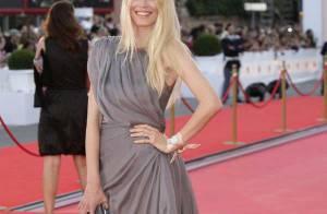 REPORTAGE PHOTOS : Claudia Schiffer juste... magnifique à la Mostra de Venise ! (réactualisé)