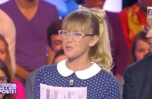 TPMP - Enora Malagré, femme à lunettes : Sexy dans sa tenue de secrétaire...