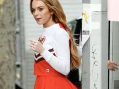 PHOTOS : Lindsay Lohan, la plus sexy des pom-pom girls !
