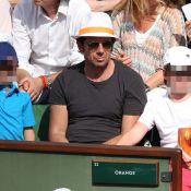 Patrick Bruel et ses fils à Roland Garros, Audrey Fleurot et son nouvel amoureux