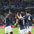 Match France-Jamaïque à Lille le 8 juin 2014.