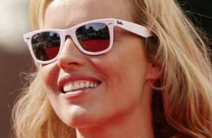 REPORTAGE PHOTOS : Eva Herzigova, une sirène magnifique à Venise ! (réactualisé)